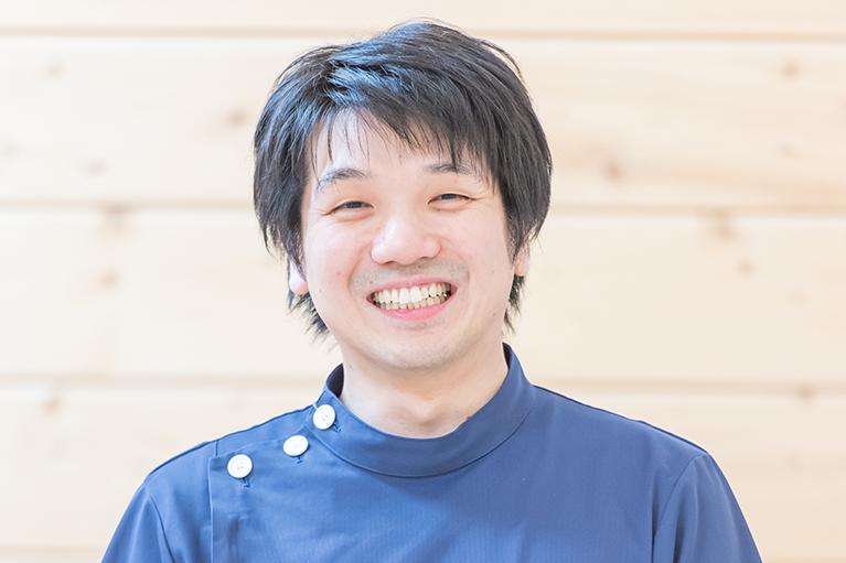 院長西澤篤人(にしざわしげと)